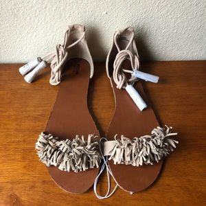 Mossimo Supply Co. sandals NWOT